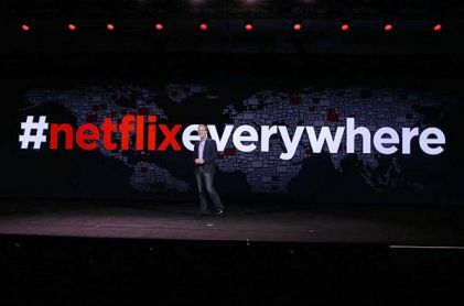 Netflix Tries to Outdo Theaters