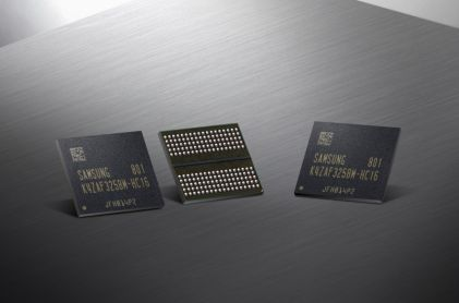 Samsung Starts Producing 16-Gigabit GDDR6 for Advanced Graphics Systems