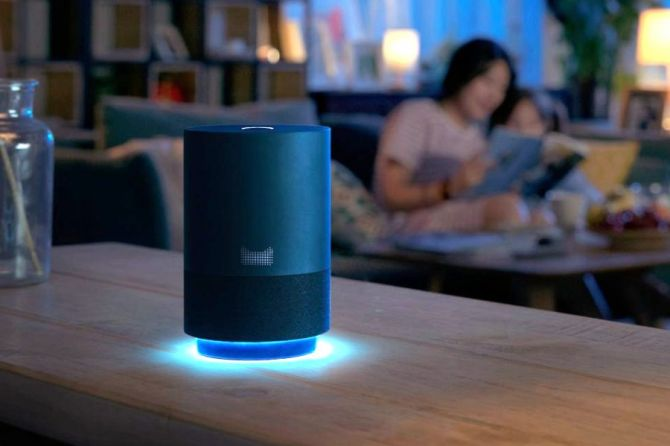 Alibaba Challenges Google and Amazon With New Echo-Like Device