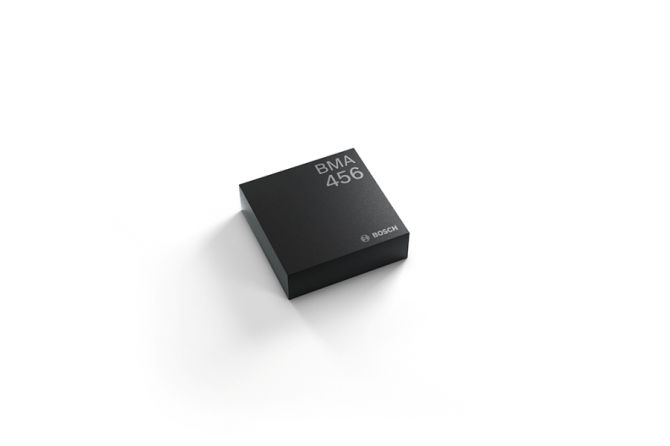 Bosch Announces High-performance MEMS Acceleration Sensors for Wearables