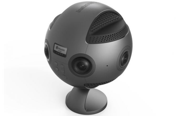CES: Insta360 Announces 8K Professional 3D VR Camera
