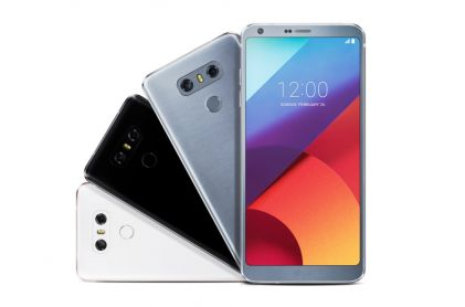 LG G6 Wins Multiple Best Smartphone Awards at MWC