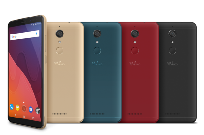 IFA 2017: New Smartphones From Wiko