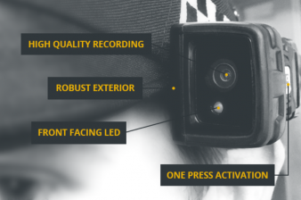 Edesix to Demo New Body Worn Cameras at MWC