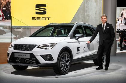 SEAT Will Integrate Amazon Alexa in its Vehicles