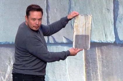 Solar Roof Sets Tesla Grand Unification Into Motion