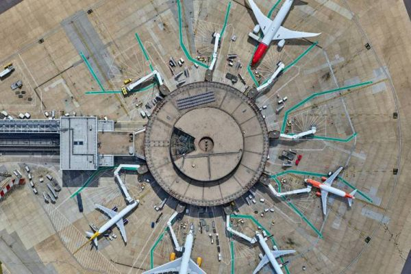 Gatwick Airport Installs Next Generation IT Network
