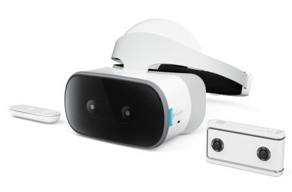 CES: New Google Headset and Camera Aim to Spread VR Beyond Gaming