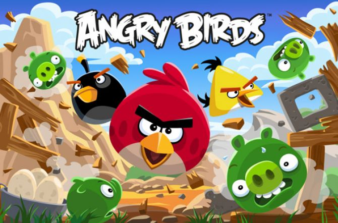 Angry Birds Maker Plans IPO That May Value It at $2 Billion