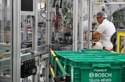 Bosch Plans Smart Plant for Electronic Components in Mexico