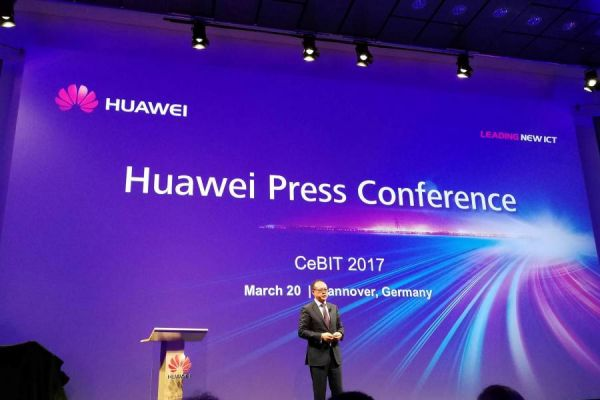 Huawei Presented Their Road to Digital Transformation