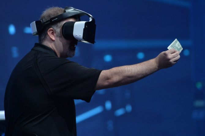 Intel Will Sponsor the Olympics to Showcase Virtual Reality Tech