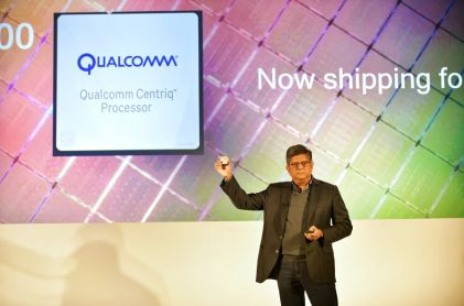 Qualcomm Begins Selling Server Chip It Says Beats Intel's