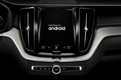 Intel Powers Android-Based Infotainment for Volvo Cars