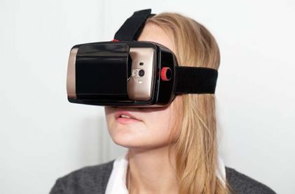 Sony Brings Virtual Reality to Masses in Test for Industry