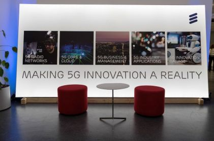 Ericsson Predicts 1 Billion 5G Subscriptions in 2023