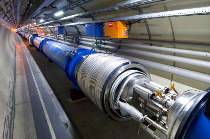 Europe is Designing a New Particle Collider to Take On China
