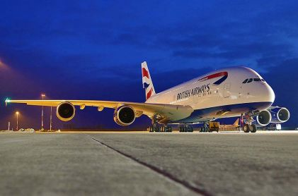 British Airways Looks to Resume Flights After Lost Day in London