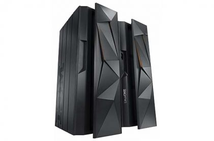 New IBM Cloud-ready Mainframe Based on Single-frame Design