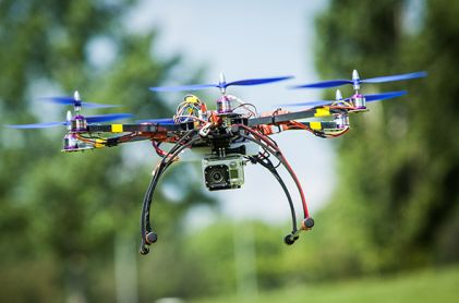 Bright Future for Industrial Drones