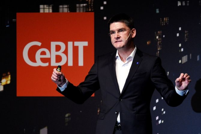 CeBIT 2017 Starts in Eight Weeks Time