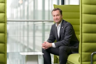 Bosch IT Head Elmar Pritsch Named CIO of the Year