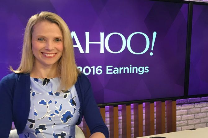 Yahoo Plans to Shrink Board and Change Name After Verizon Deal