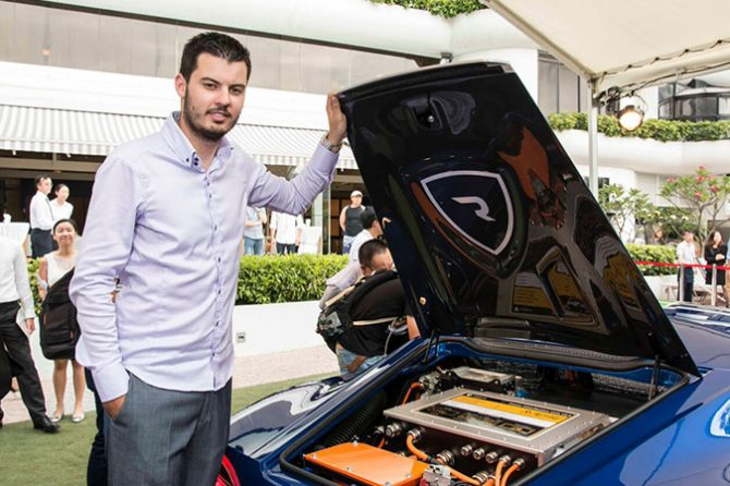 Rimac Closes 30M EUR Investment With Camel Group
