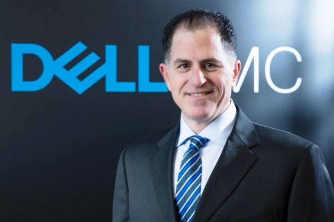 Dell Says EMC Merger Pays Off as Customers Seek Fewer Partners