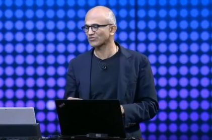 Microsoft Unveils New Cloud Services for AI and Industrial Sensors