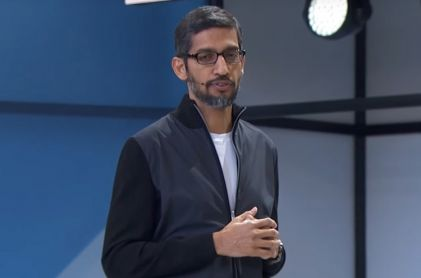 Google CEO Poised to Cash In $380 Million Award This Week