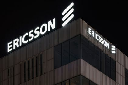 Ericsson Soars as Cost Cuts Start to Carry Through