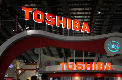 Toshiba Shares Climb After Effissimo Becomes Top Shareholder