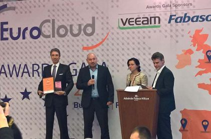 Combis Snatches Three EuroCloud Awards