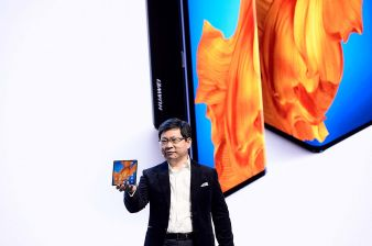 Huawei Unveils New Foldable Phone