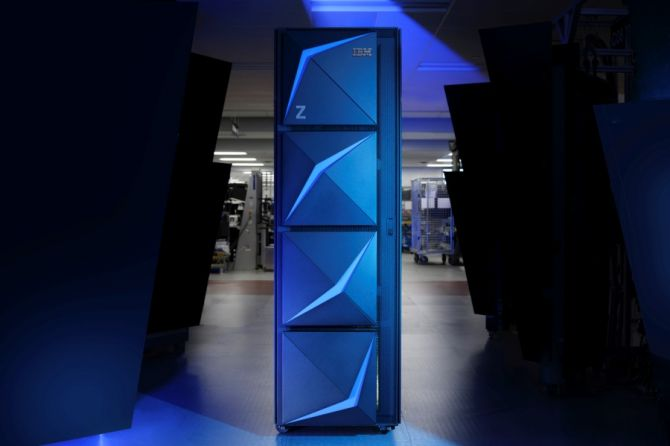 IBM Launched New Mainframe Generation