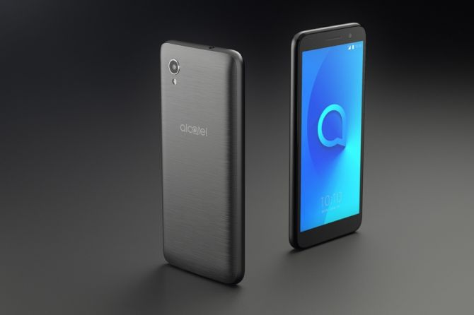 Alcatel Unveiled Its Latest Mobile Devices