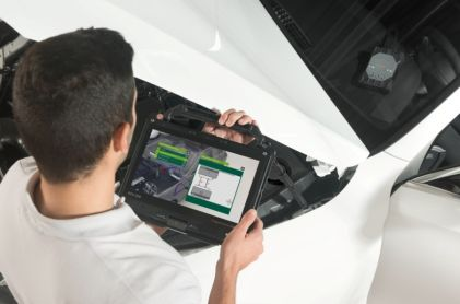 Bosch AR and ActiveSchematics Speed up Repair Work