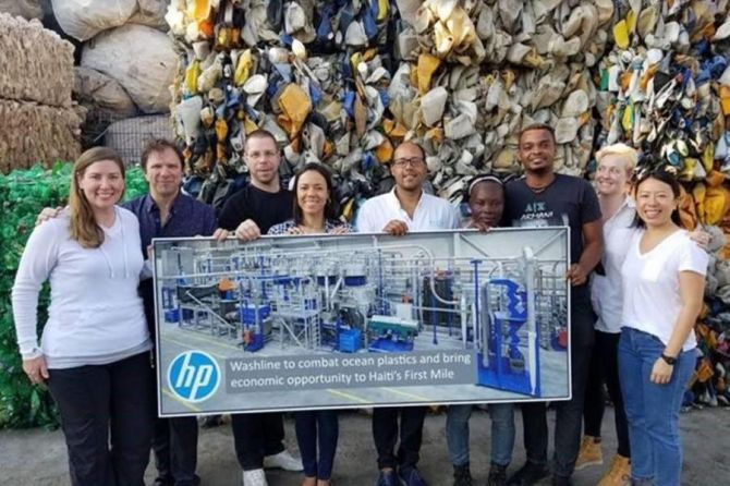 HP Study Establishes Sustainability as a Standard for Successful Businesses