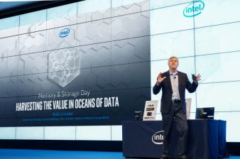 Intel Accelerates Data-Centric Technology with Memory and Storage Solutions