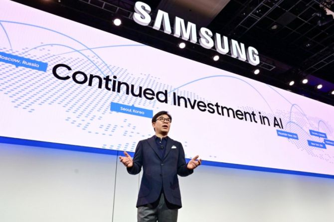 CES 2019: Samsung Showcases the Future of Connected Living
