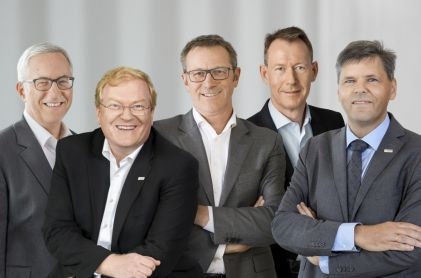 Changes on the Bosch's Board of Management
