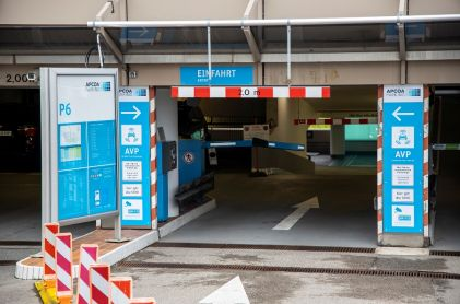 Stuttgart Airport Will Have Fully Automated and Driverless Parking