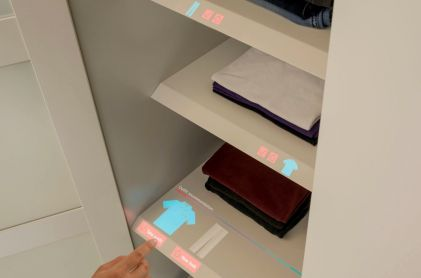 CES 2019: Bosch Announces Virtual Touchscreen for Smart Homes and IoT