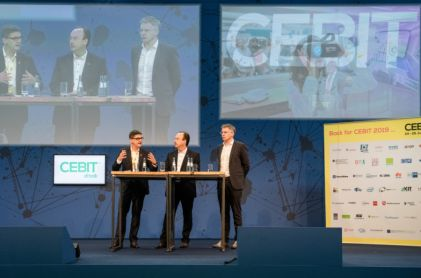 Successful Premiere of New-look CEBIT