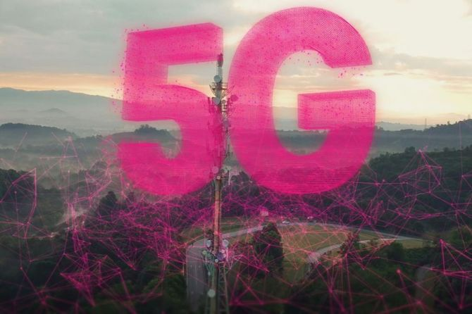 DT Brings 5G for 40 Million People in Germany