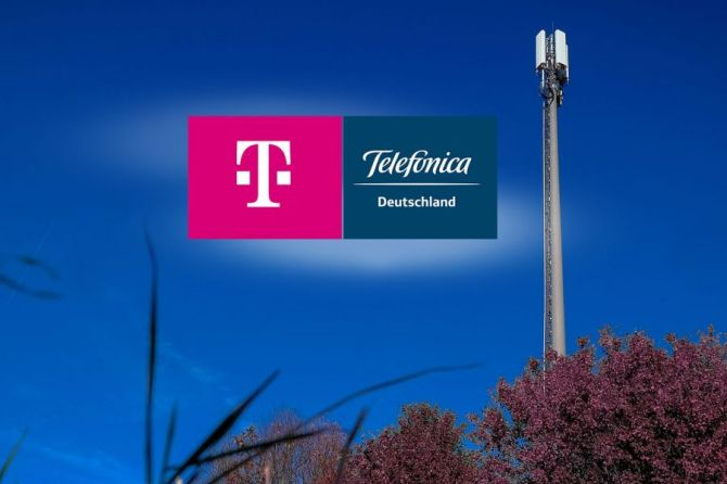 DT and Telefónica Share Infrastructure to Enhance 4G Network Coverage