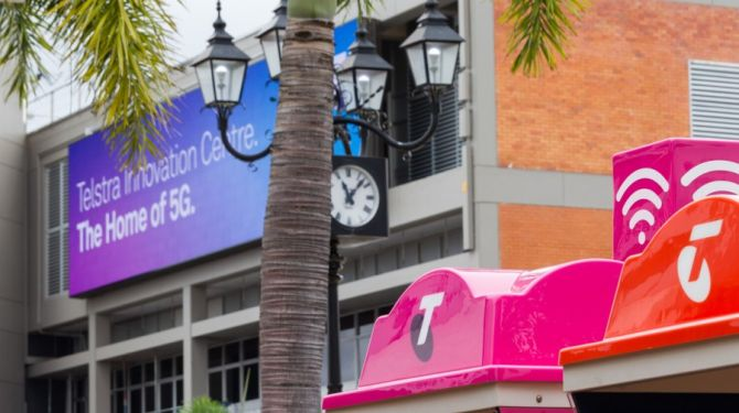 Ericsson and Telstra Complete Australia's First 5G Standalone Call