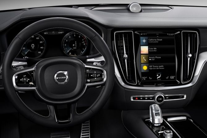 Ericsson and Volvo Sign Five-Year Connected Vehicle Cloud Deal