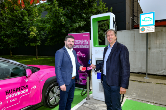 HT And Konzum Open Ultrafast EV Charging Station in Zagreb